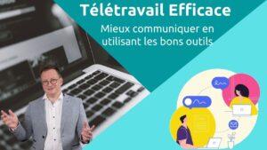 Mieux communiquer télétravail